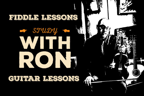 Fiddle Lessons Glasgow With Ron Jappy