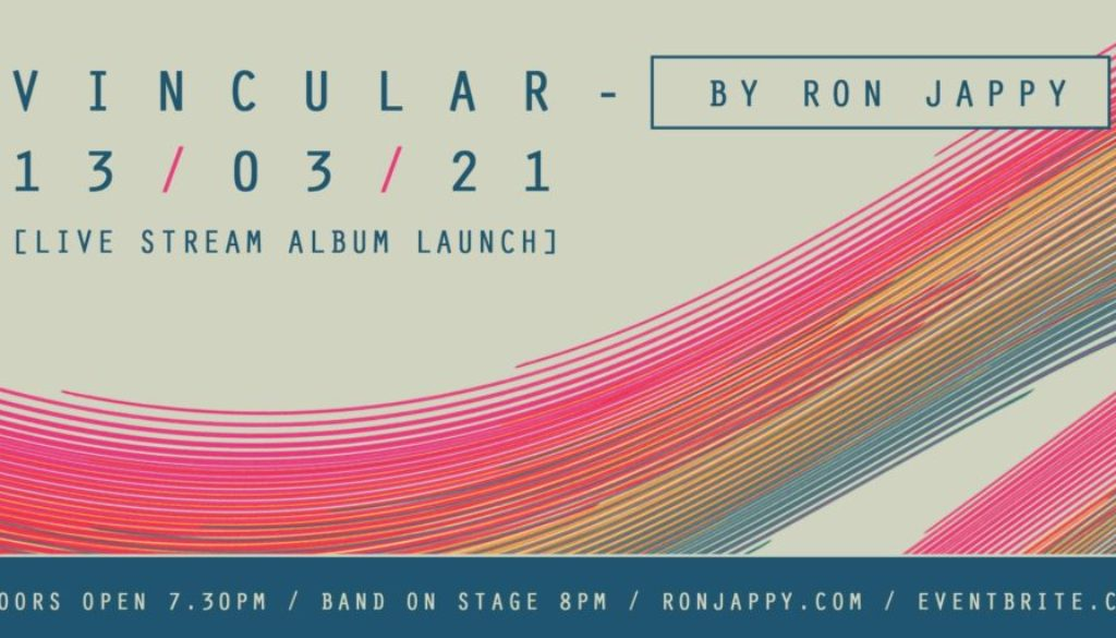 VINCULAR by Ron Jappy [Live Stream Album Launch]
